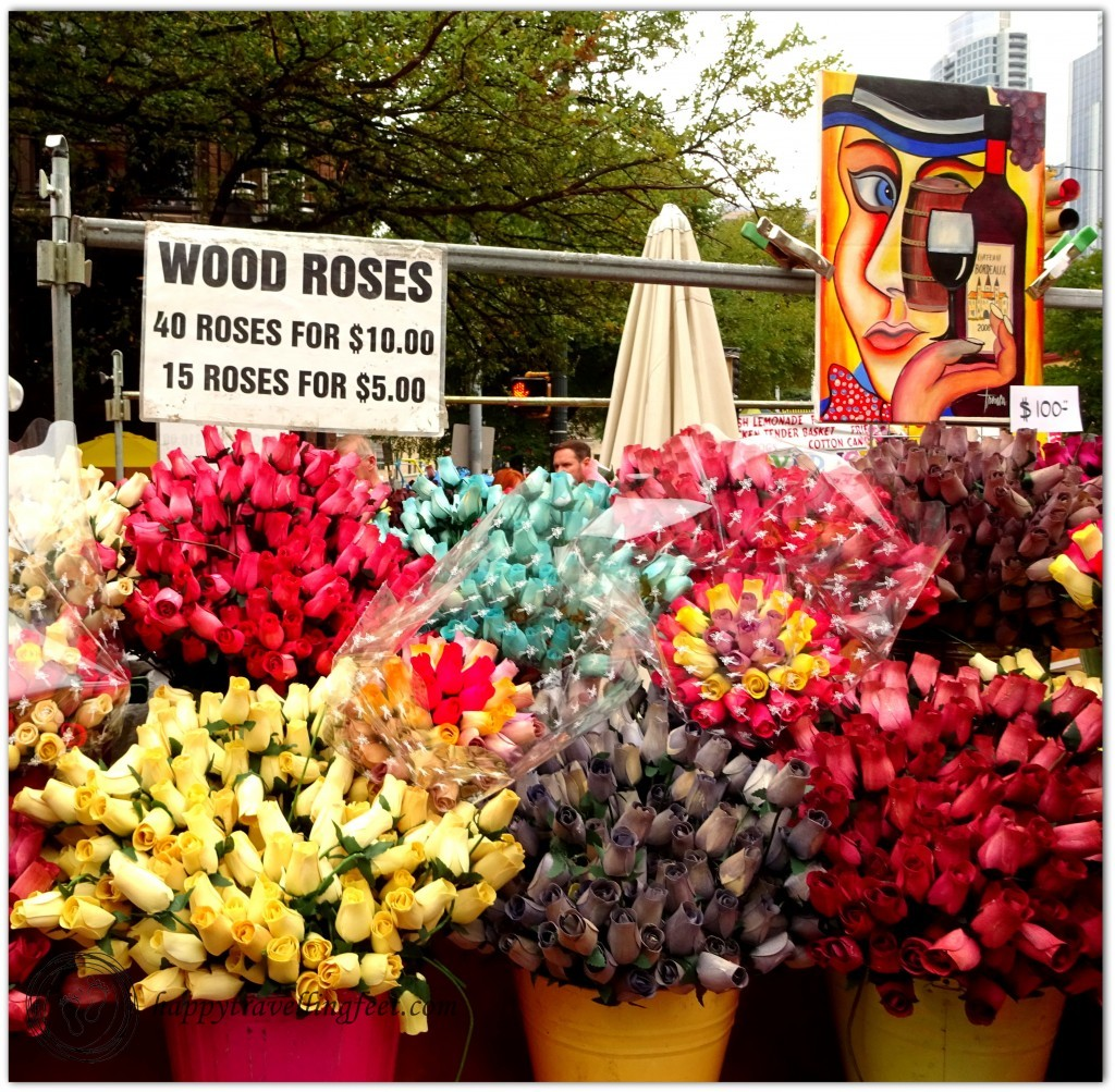 Hmm...they are certainly cheaper than real roses