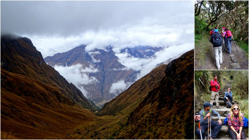 The Inca trail- journey  to Machu Pichhu-001