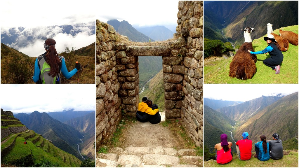The Inca trail- journey  to Machu Pichhu-002