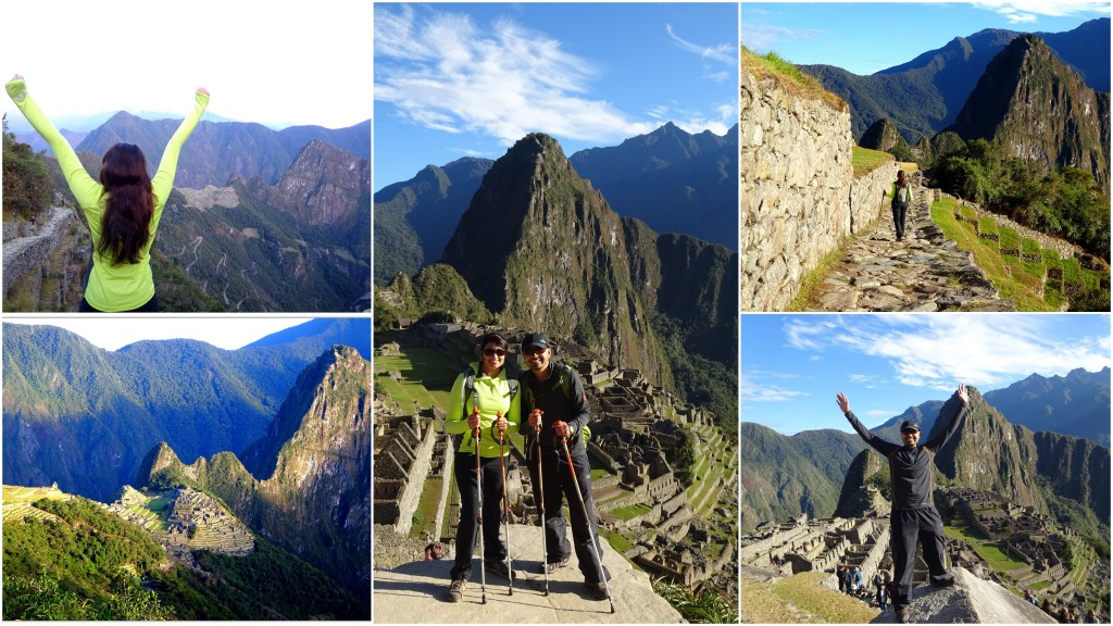 The Inca trail- journey  to Machu Pichhu-003
