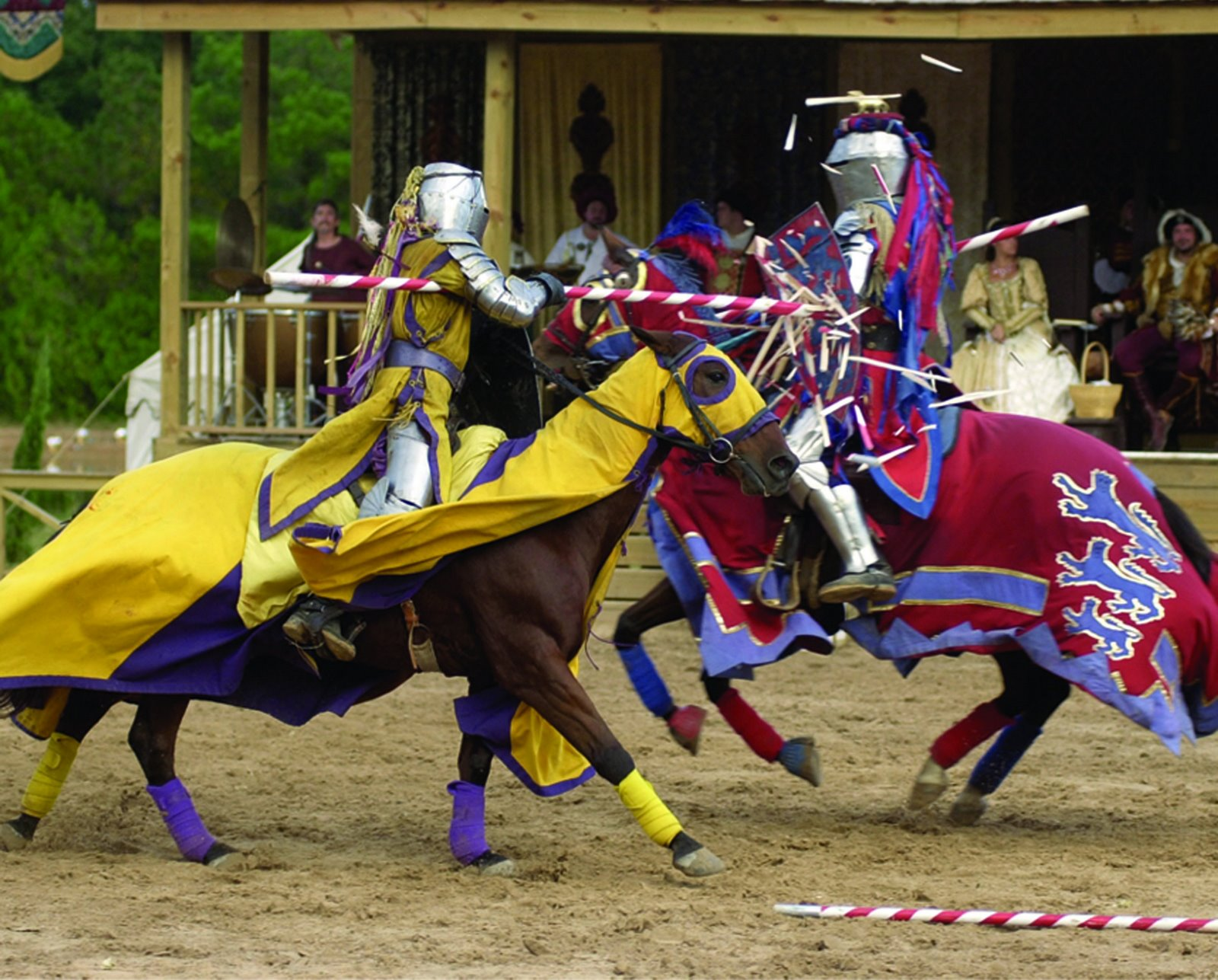 Renaissance Fairs: A Day Trip To The Middle Ages