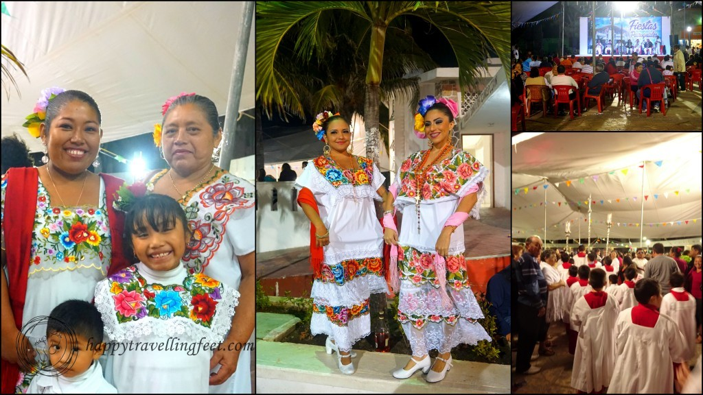 Isla Mujeres local festivals