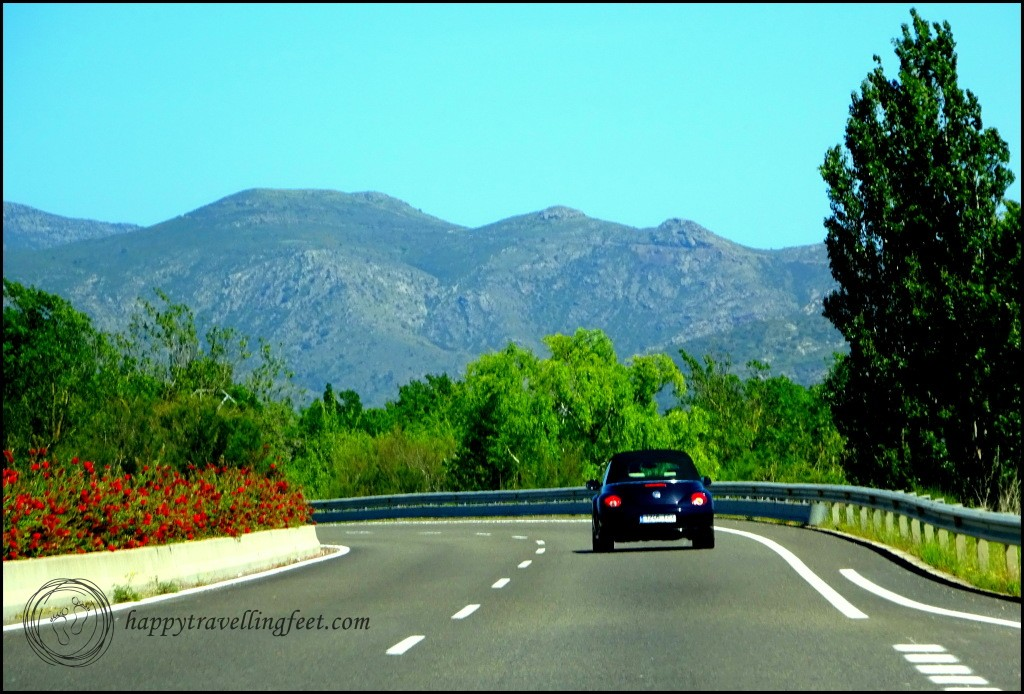 Roadtrip to costa brava