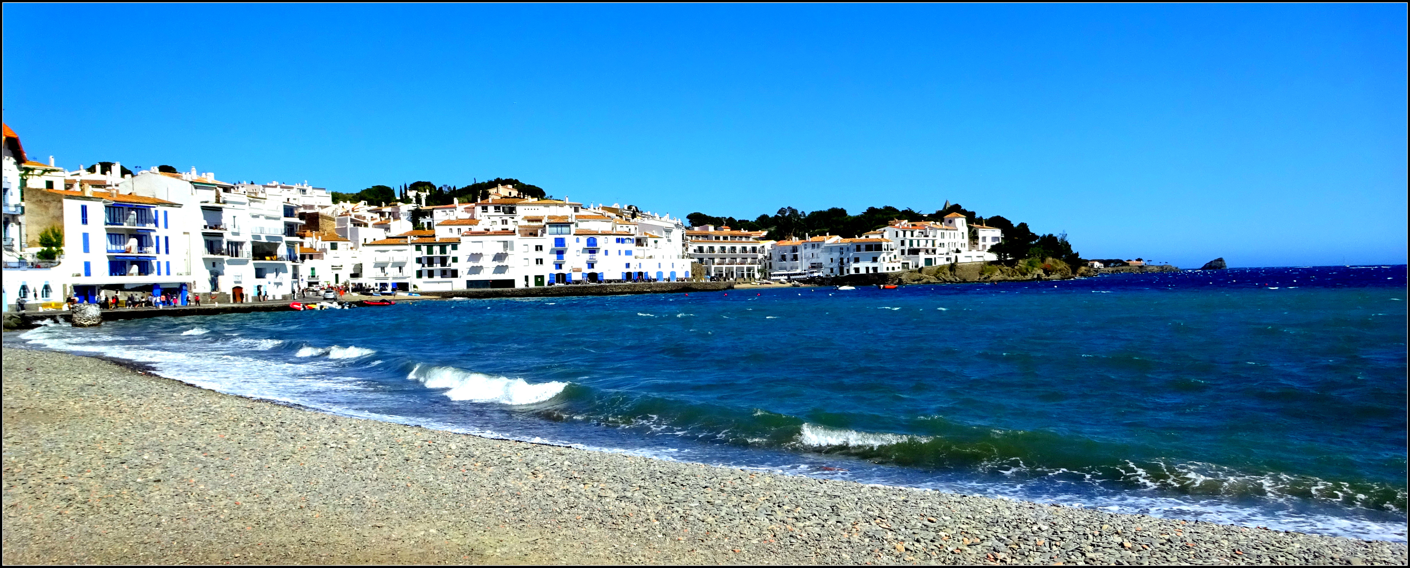 Road Trip from Barcelona to Costa Brava A Surreal Journey Happy