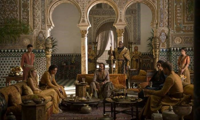 Palace of Dorne