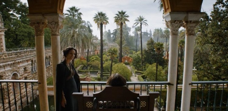 Dorne is Seville