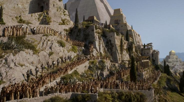 Kliss Fortress -City of Meereen