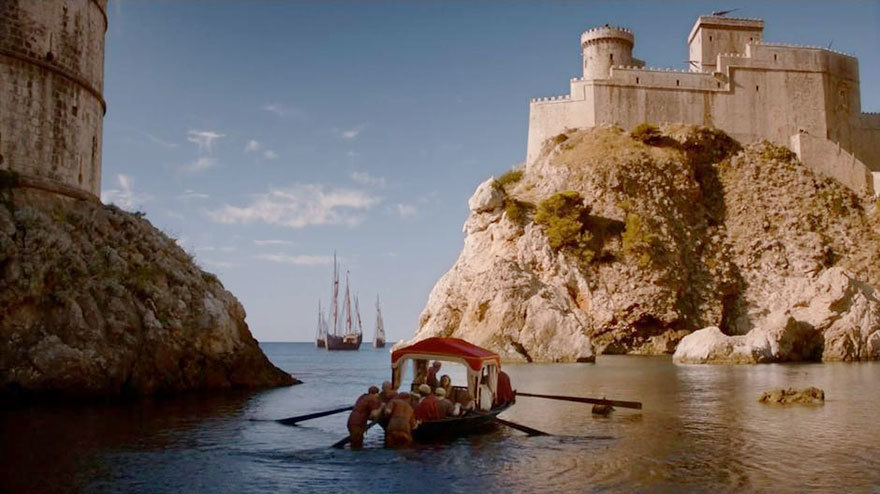 game of thrones - croatia