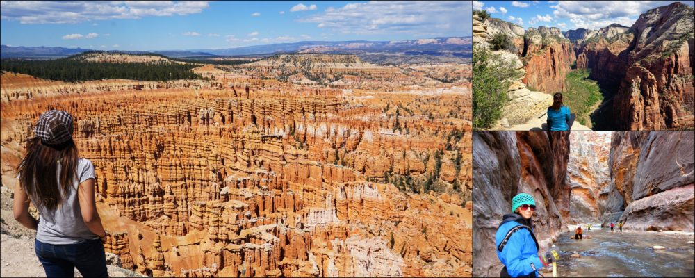 Zion and Bryce Canyon National Parks – Itinerary, Hikes and Tips